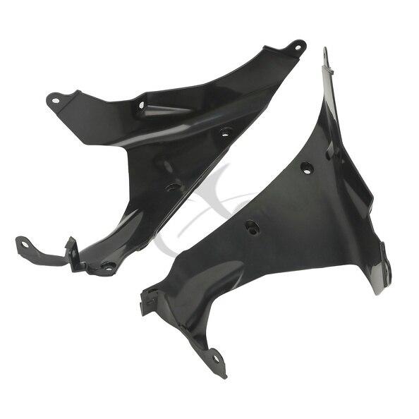 Черный левый правый Внутренний обтекатель капота Чехлы для Хонда goldwing 1800 2012-2015 гл