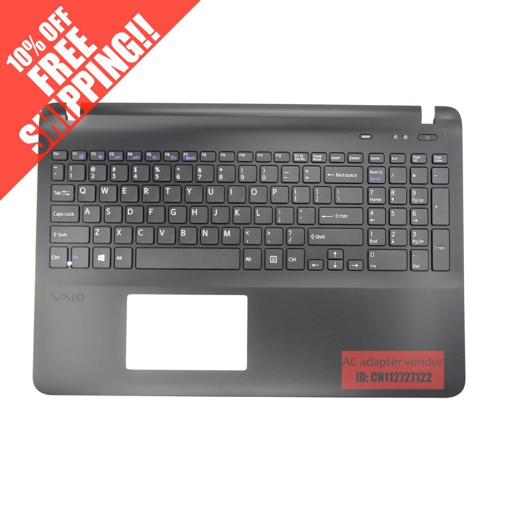 FOR Sony SVF15 FIT15 SVF15326SCW SVF1531GAJ SVF152a23t SVF153a1qt SVF15327scp keyboard