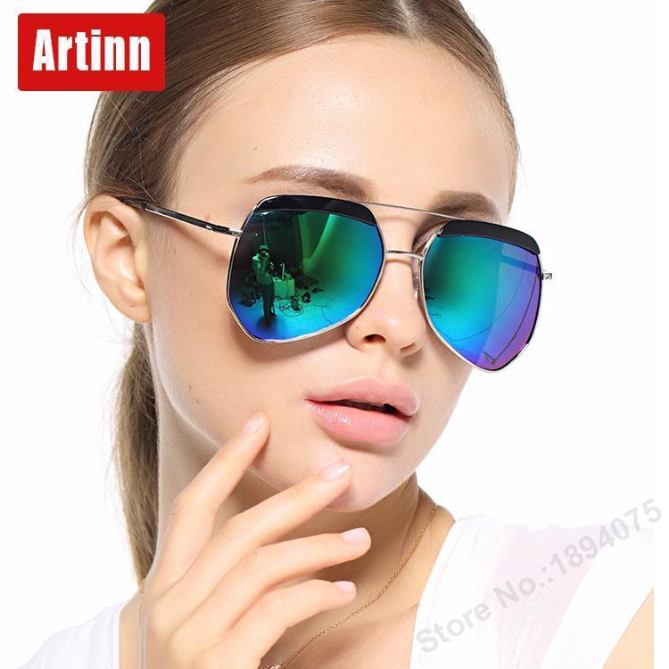 dec3e89982f33 Marca de luxo designer de óculos de sol mulheres UV400 polarizada óculos  redondos homens confortável vintage extragrande grandes óculos de armação  M1066