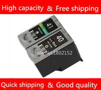 PG 40 CL 41 PG40 CL41 PG 40 ink cartridge compatible For Canon PIXMA iP1600 iP1200 iP1900 MX300 MX310 MP160 MP140 MP150