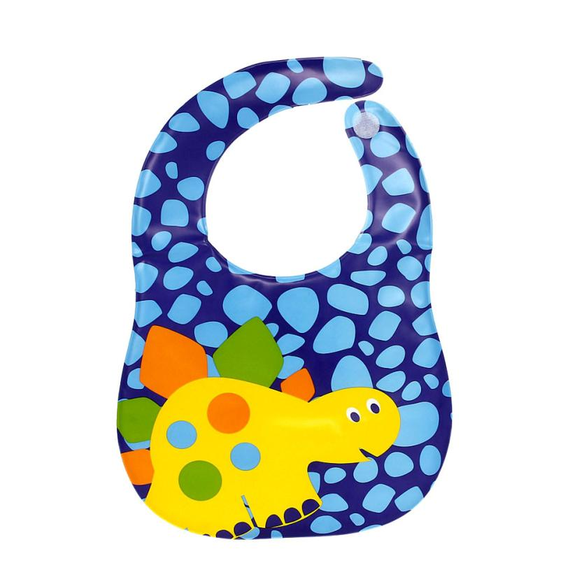 baby bibs waterproof New Kids Child Translucent Plastic Soft Baby Waterproof Bibs EVA baby burp cloths child apron baberos bebes