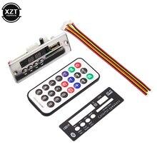 JQ-D028BT USB MP3-плеер встроенный Bluetooth Hands-free MP3 декодер плата модуль с пультом дистанционного управления USB FM Aux радио для автомобиля