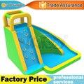 Salpicos de água inflável parque aquático slide piscina brinquedos para as crianças