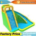 Splashing inflatable water park slide swimming pool toys for kids