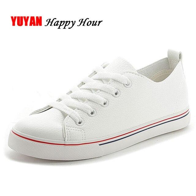 Schoenen Mode Vrouwen Nieuwe Studenten Sneakers Zachte Witte YaSgqAw