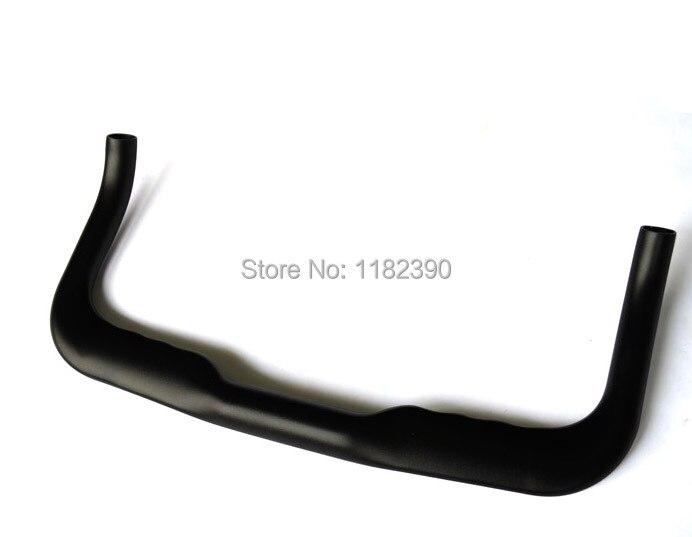 2015 새로운 핸들 알루미늄 합금 자전거 핸들 바 고정 기어 레이싱 TT 자전거 부품 400 * 31.8mm / Rest 핸들 바 CSW023