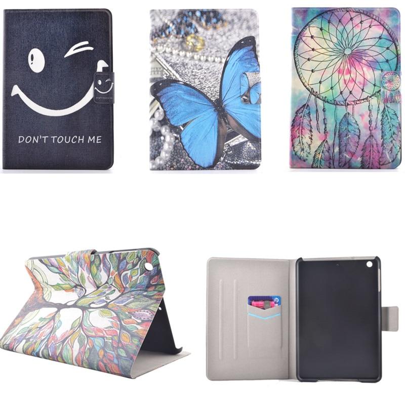 XX For iPad Mini 1 2 3 Case Smart PU Leather Flip Stand Girl Kids Gift Protect Cover for Apple iPad Mini1 mini2 mini3 7.9