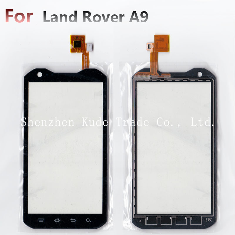 A9 Touch Screen Digitizer Glass For Land Rover A9 SC 0393 FPC A1