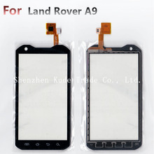 A9 Touch Screen Digitizer Glass For Land Rover A9 SC-0393-FPC-A1