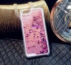 ✔  Ультратонкий чехол для ТПУ iPhone 6s Plus Bling iPhone 6 с плавающими песочными звездами ✔