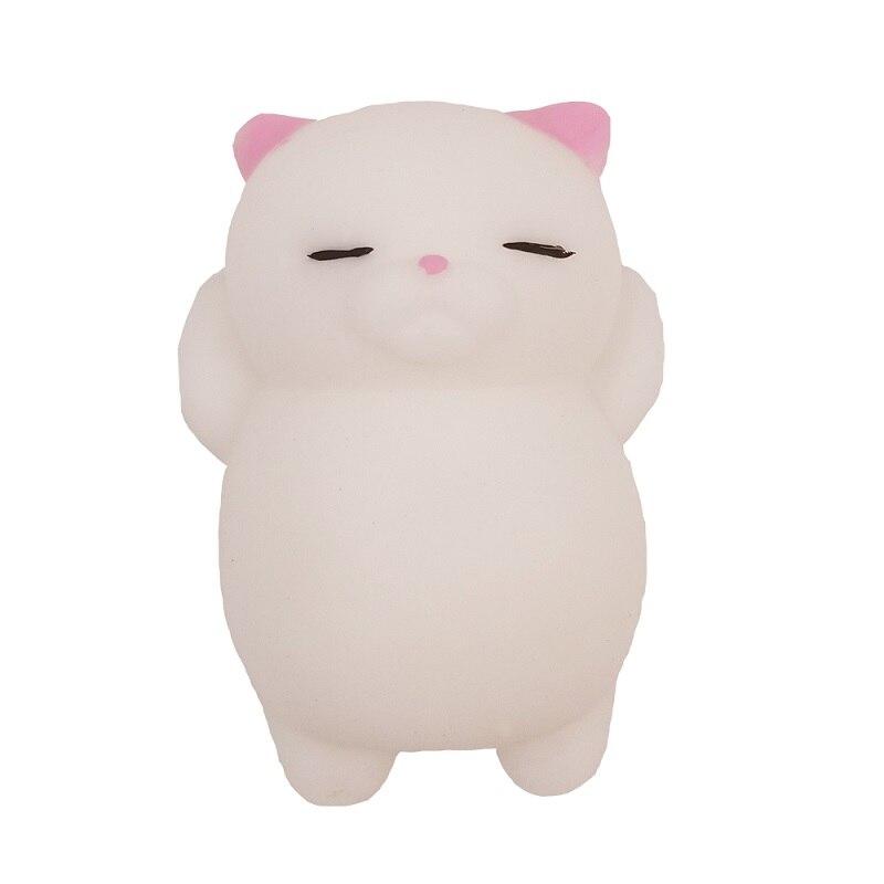 Dropshipping Lindo Mochi Squishy Cat Squeeze Curación Diversión - Nuevos juguetes y juegos - foto 5