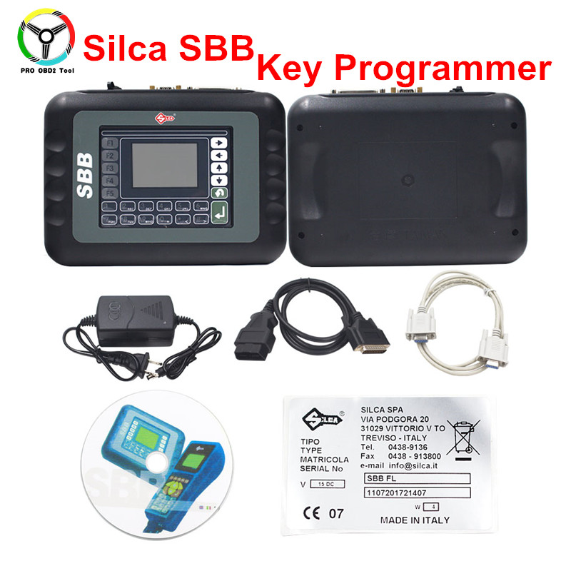 New Easy Diag Universal Auto Key Programmer Multi-language Silca V46.02/V33.02 Version SBB Key Programmer For Multi-brands Cars hot sale universal silca sbb key programmer v33 02 v33 for multi cars sbb auto key maker by immobilizer no token