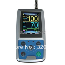 Children & Adult 24 hours Ambulatory Blood Pressure Monitor Holter BP monitor ABPM +3 cuffs + PC software + USB + Carring case(China (Mainland))