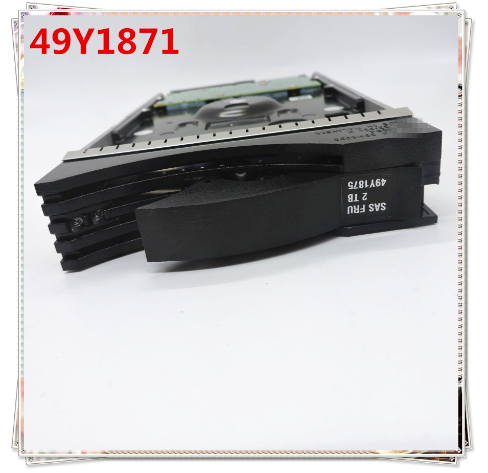 new and original for 49Y1871 49Y1875 00W1152 90Y9000 2T SAS DS3500 DS3512 3 year warranty