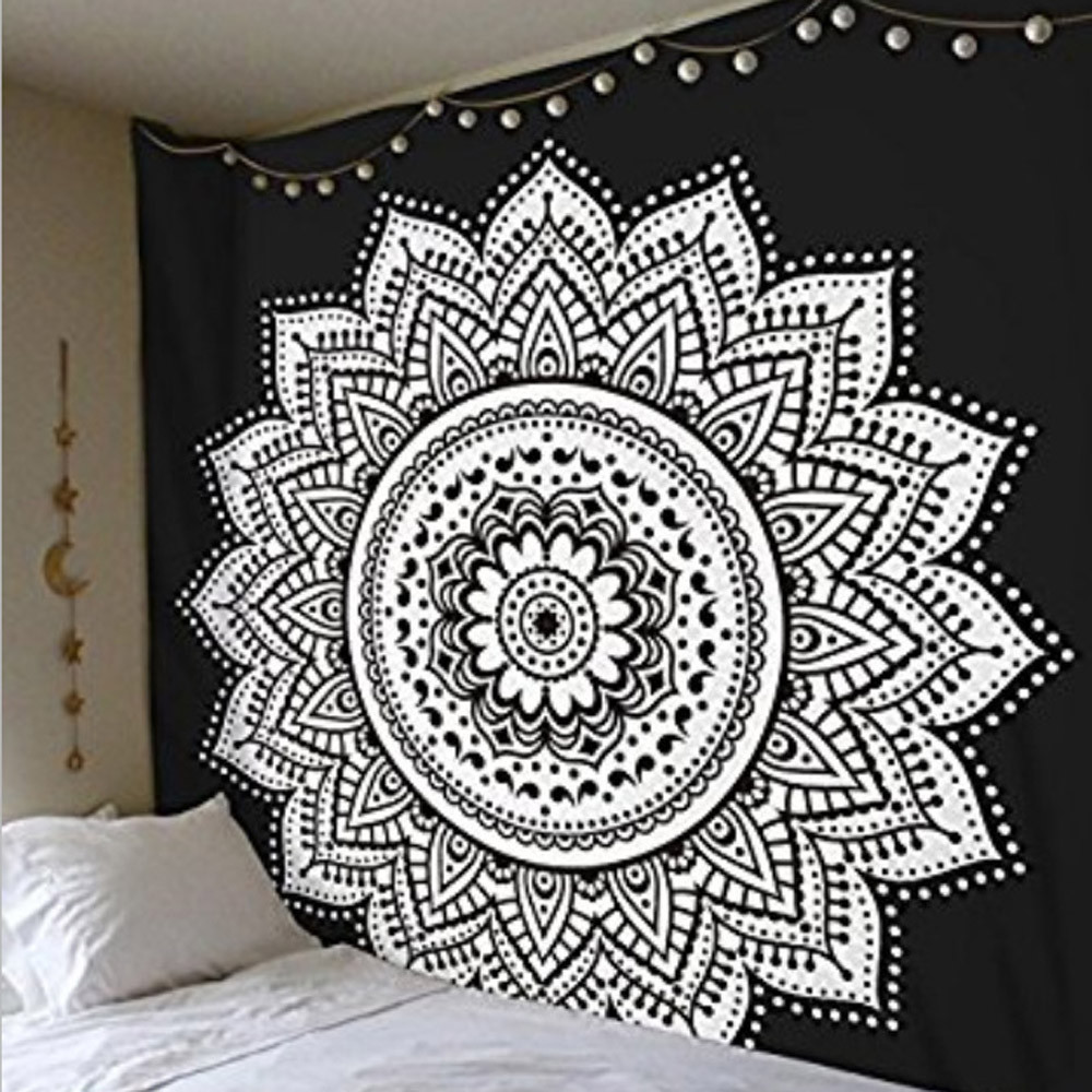 ISHOWTIENDA Beach Pool Home Shower Towel Blanket Indian Mandala Table Cloth Decorative Wall Hanging Dorm decor High Quality