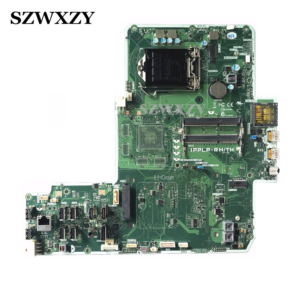 High Quality For DELL All-in-One Motherboard MainBoard OPX 9030 CN-0VNGWR VNGWR IPPLP-RH/TH LGA1150 DDR3 Free Shipping