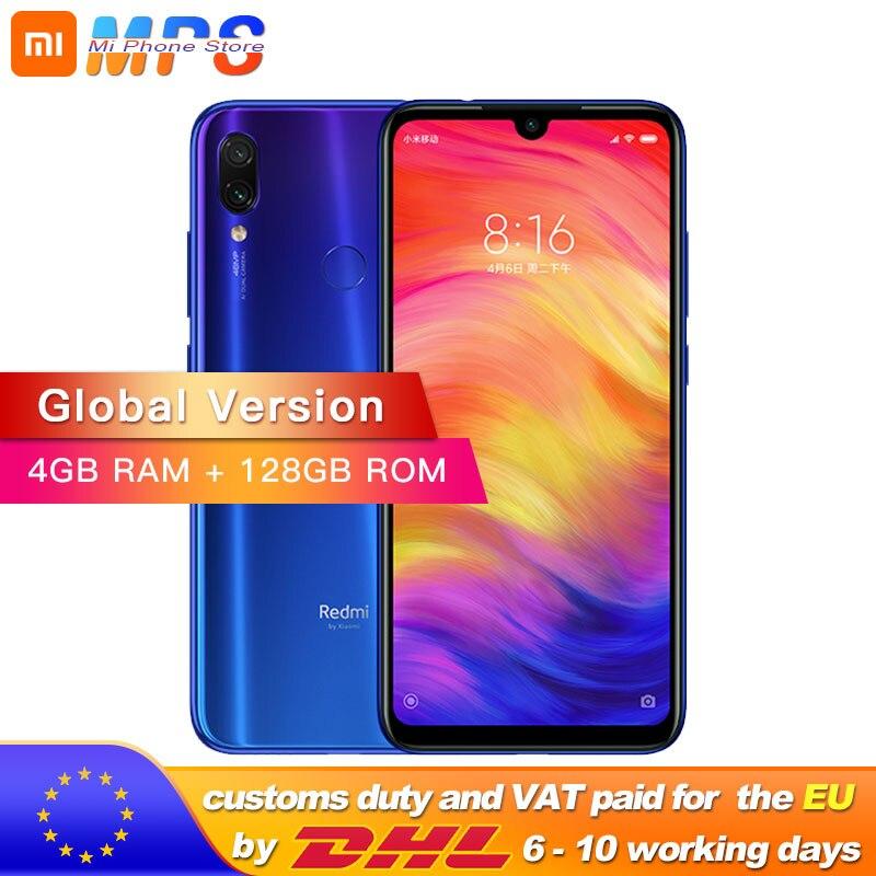 Global Version Xiaomi Redmi Note 7 4GB 128GB Smartphone S660 Octa Core 4000mAh 6 3 2340x1080