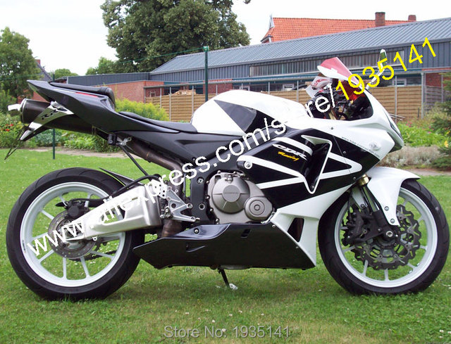 Us 360 05 5 Off Hot Sales Sport Motorcycle Fairing For Honda F5 Cbr 600rr 2005 2006 Cbr600rr 05 06 White Black Abs Body Kit Injection Molding In