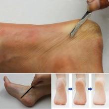 Новая Мода педикюр маникюрный очиститель для ногтей Уход за кутикулой омертвевшая кожа строгальный инструмент красота уход за ногами Прямая поставка