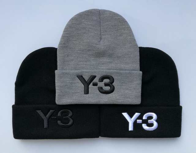 749ccae11 Belababy 2017 Winter Hat Embroidery Hiphop Y-3 Beanies And Whatever Knitted  Hats Caps for women and men cap gorro touca
