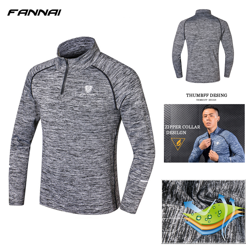 Running Jacket Hoodie Zipper Solid Color Hoodies Men Tracksuit Male Sweatshirt Mens Rashguard T-shirts Gym Clothing Sportswear все цены
