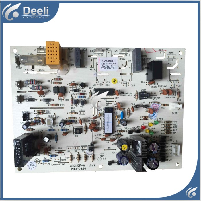 100% new good working for air conditioner pc board circuit board 30035303 motherboard WJ5F15BJ on sale100% new good working for air conditioner pc board circuit board 30035303 motherboard WJ5F15BJ on sale