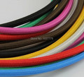 Cheapest free shipping Lamp accessories Edison vintage fabric wire for pendants textile cloth cable