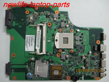 original L505 L500 motherboard V000185590 1310A2284305 6050A2284301-MB-A02 DDR3 maiboard 100% work promise quality fast ship