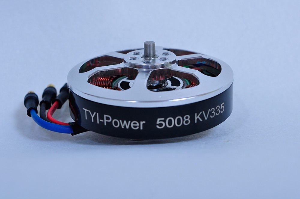 Image 3 - 5008 disc aerial model aircraft brushless motor plant protection agriculture drones multi axis brushless motors-in Parts & Accessories from Toys & Hobbies