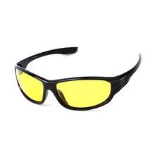 TAGION Hot Sale Polaroid Sunglasses Men Plastic Frame Retro Sun Glasses Night Vision Driving Eyewear Yellow Lenses Fishing