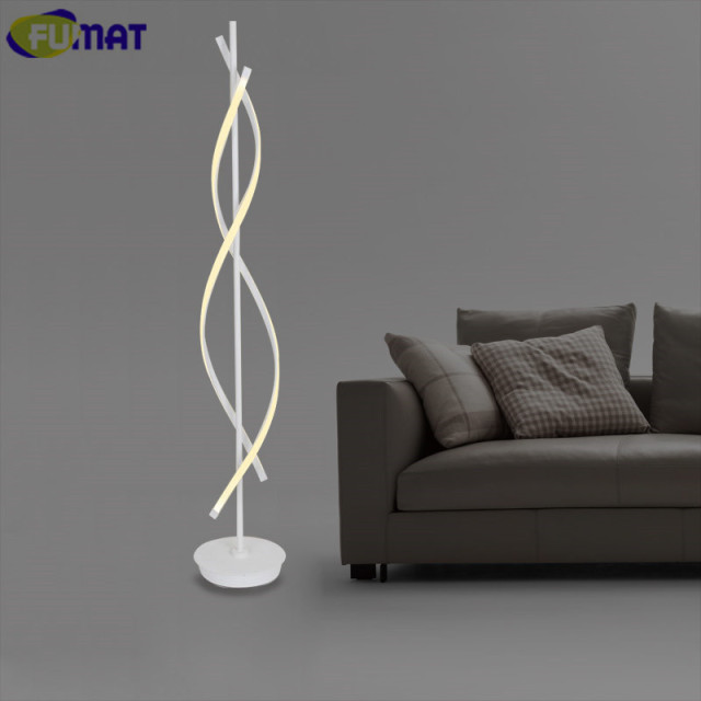 Fumat indoor lighting remote control floor lamps study aluminum fumat indoor lighting remote control floor lamps study aluminum floor lamp led modern stand lamp decorative mozeypictures Gallery