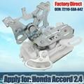 Factory Direct Auto front & Rechts türschloss maschine gelten für Honda Accord 2002 2007 CM4 CM5 2 0 2 4 72110 SDA A42|Tür schloss Schutzhülle|   -