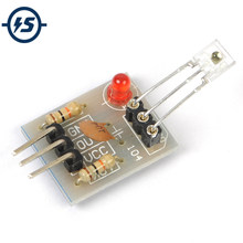 Laser Receiver Sensor Module Non-Modulator Tube Laser Sensor Module Relay Switch High Level Low Level for Arduino 5V(China)
