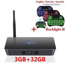 Original 2 GB 3 GB 16 GB 32 GB X92 Amlogic S912 Android 7.1 TV Box Octa-core KD Player 16,1 Voll Beladen 5G Wifi Smart Set Top Box