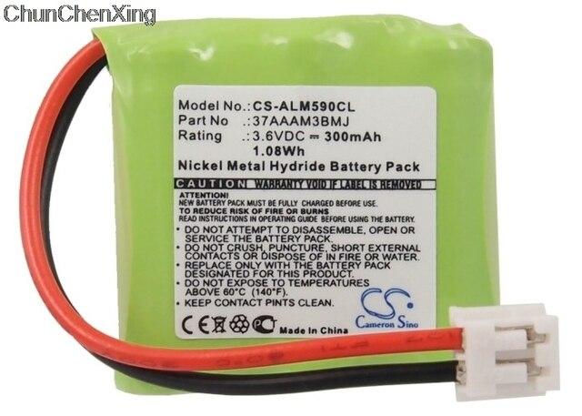 Кэмерон китайско 300 мАч Батарея для Alcatel билоба 490, 590, Versatis D100 duo, для GP 37AAAM3BMJ, для Iloa 350, 352, 480, 95