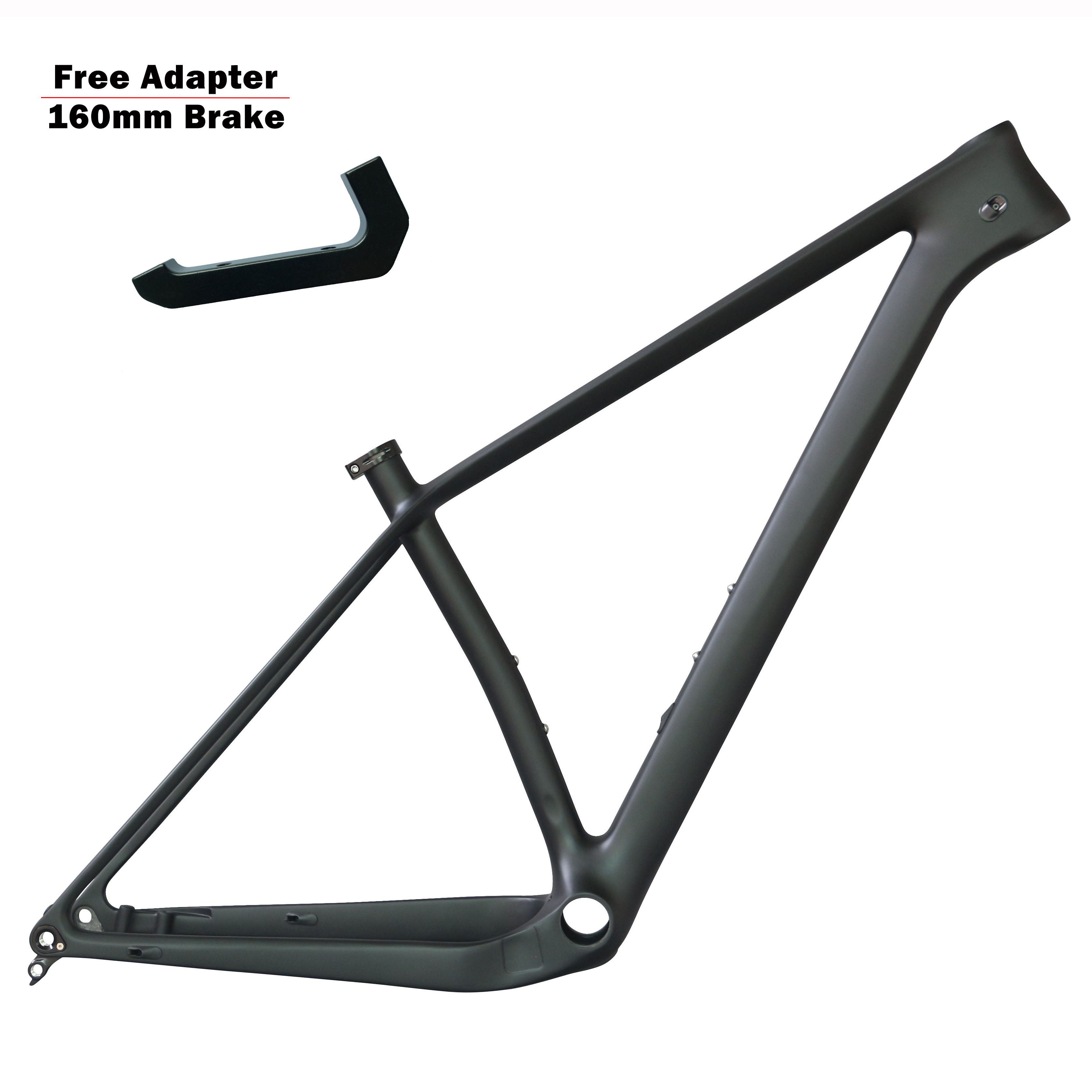 2019 carbon Mountain Bicycle Frame 29er Boost 29er plus frame with BB92 with 29er 2 35