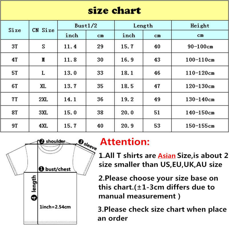 Happy Birthday Number 1 7 Letter Print Funny T Shirt Kids Summer White Tops Baby