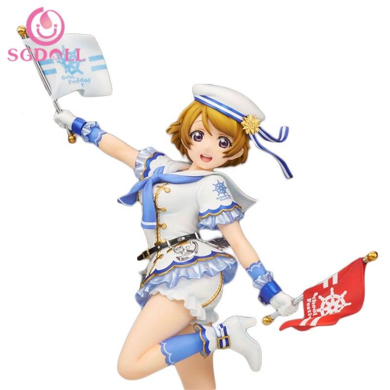 ФОТО [SGDOLL] 2017 New Anime Love Live! School Idol Festival Hanayo Koizumi 1/7 Scale PVC Figure No Box 5873-L