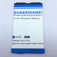 GUKEEDIANZI 2018 New BM20 2000mAh Rechargeable Phone Battery For Xiaomi Mi 2 2S Mi2 Mi2S Stable Voltage Polymer Li-ion Battery(China)