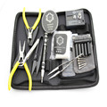 TOP best selling 10pcs/set Complete kit diy master tool coil winder ceramic tweezer Coil jig kit Concepts atomizer coil XSE26