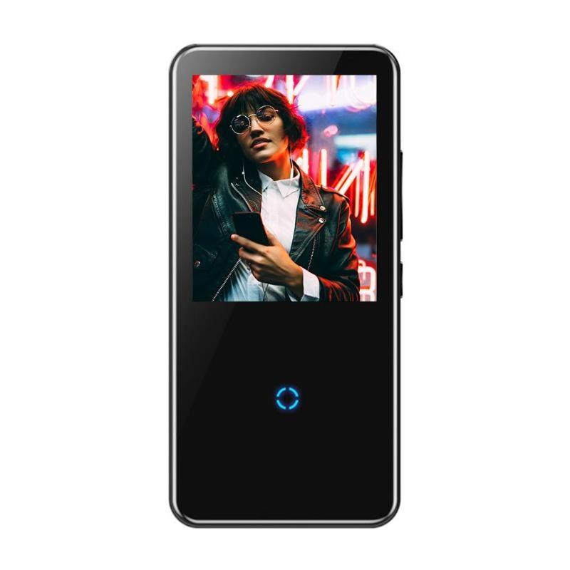 M600 8G/16G lecteur MP3 HiFi Bluetooth Mini 2.4 pouces écran tactile lecteur de musique MP3 Ebook FM enregistreur vocal Support son sans perte