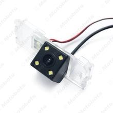 Специальный вид сзади автомобиля Камера со светодиодной подсветкой для VW EOS/поло/Passat B6/B7/гольф /Bora/жук/Фаэтон # AM4057