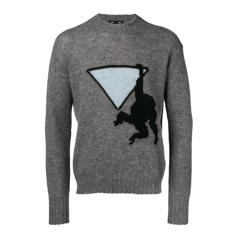 DUYOU nouveau luxe Designer hommes pull hommes marque vêtements Simple tricot décontracté tricot pulls Top qualité pour homme DY702431