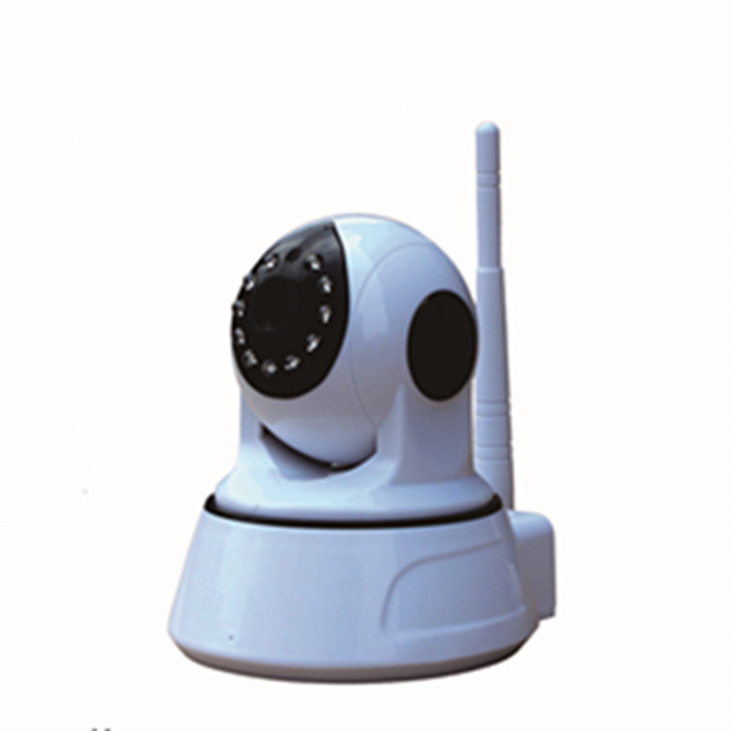 ФОТО 720P Pan&Tilt  WIFI IP Camera Support TF Card Storage