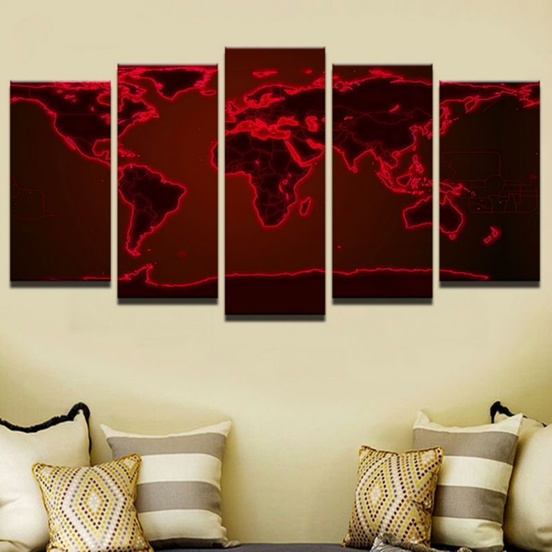 Lighted Pictures Wall Decor high quality lighted canvas wall art-buy cheap lighted canvas wall