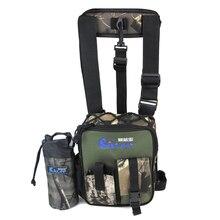 Multifunctional Fishing Leg Bag Waist Haversack for Holding Fishing Lure Plier Fishing Tackle Box Multipurpose Usage Fishing Bag