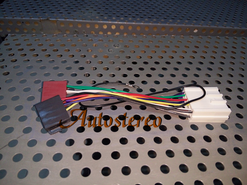 Radio Wiring Harness For Mitsubishi on john deere, for ram r2,