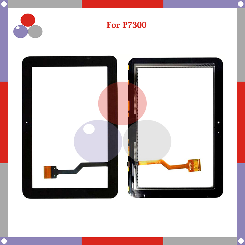 8.9'' For <font><b>Samsung</b></font> Galaxy Tab 8.9 <font><b>P7300</b></font> Touch <font><b>Screen</b></font> Digitizer Sensor Front Outer Glass Lens Panel image