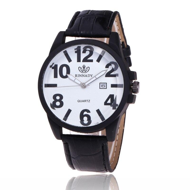 Quartz Watch Ladies Leather Couple Watch Fashion Romantic Woman Couple Watch  Relogio Faminino Zegarek Damski Complete Calendar