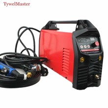 цена на Aluminium Welder ACDC TIG Welding Machine 200A Digital Pulse TIG/MMA CE Approved Professional AC/DC Pulse TIG Welding Machine